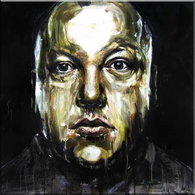 Frank Black by Tracy Burke: www.artsmart-online.com/tracy/view_item.php?pid=20097