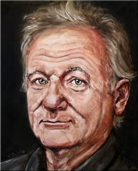 Bill Murray Study #10