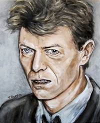 David Bowie Study #3