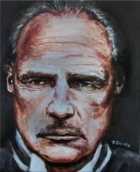 Marlon Brando Study