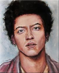 Bruno Mars Study