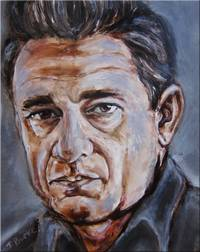 Johnny Cash Study #8