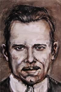 John Dillinger Study #2