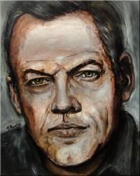 David Gilmour Study #2