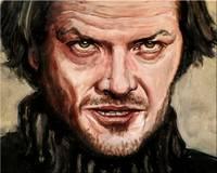 Jack Nicholson Study #6