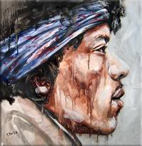 Jimi Hendrix Study #2
