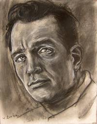 Jack Kerouac Sketch