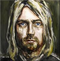Kurt Cobain Study #3