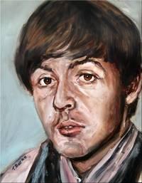 Paul McCartney Study #3