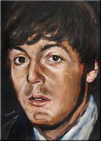 Paul McCartney Study #5