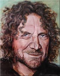 Robert Plant Study