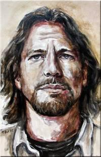 Eddie Vedder Study #4