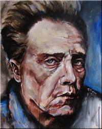 Christopher Walken Study